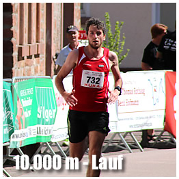 10-km-Lauf
